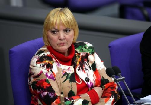 Claudia Roth als Bundestags-Vizepräsidentin, über dts Nachrichtenagentur