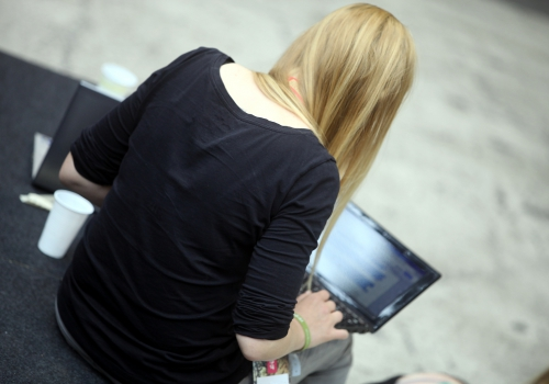Computer-Nutzerin, über dts Nachrichtenagentur