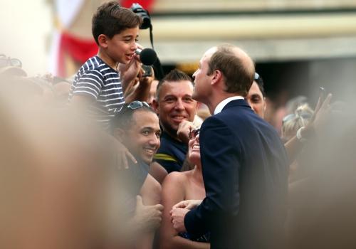 Prinz William auf Malta, über dts Nachrichtenagentur