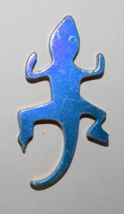 Vergleichsbild Schlüsselanhänger - die Farbe kann abweichen.