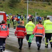 11-10-2014-ostallgaeu-a7-fuessen-tunnel-katastrophenschutz-feuerwehr-rettungsdienst-polizei-unfall-brand-bringezu-poeppel-new-facts-eu20141011_0036