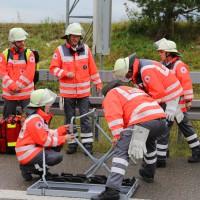 11-10-2014-ostallgaeu-a7-fuessen-tunnel-katastrophenschutz-feuerwehr-rettungsdienst-polizei-unfall-brand-bringezu-poeppel-new-facts-eu20141011_0086