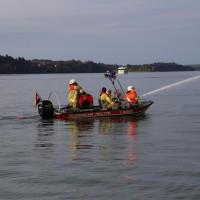 KAT Schutz-Ostallgäu-Oberallgäu-Füssem-Forggensee-THW-Feuerwehr-Rettungsdiest-Schiff-Brand-Wasserwacht-Verletzte-11.10.2014-Bringezu-new-facts (116)