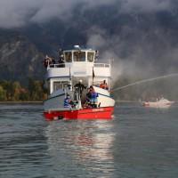 KAT Schutz-Ostallgäu-Oberallgäu-Füssem-Forggensee-THW-Feuerwehr-Rettungsdiest-Schiff-Brand-Wasserwacht-Verletzte-11.10.2014-Bringezu-new-facts (141)