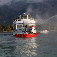 KAT Schutz-Ostallgäu-Oberallgäu-Füssem-Forggensee-THW-Feuerwehr-Rettungsdiest-Schiff-Brand-Wasserwacht-Verletzte-11.10.2014-Bringezu-new-facts (143)
