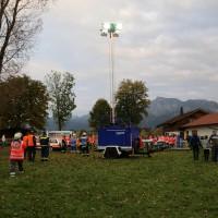 KAT Schutz-Ostallgäu-Oberallgäu-Füssem-Forggensee-THW-Feuerwehr-Rettungsdiest-Schiff-Brand-Wasserwacht-Verletzte-11.10.2014-Bringezu-new-facts (166)
