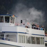 KAT Schutz-Ostallgäu-Oberallgäu-Füssem-Forggensee-THW-Feuerwehr-Rettungsdiest-Schiff-Brand-Wasserwacht-Verletzte-11.10.2014-Bringezu-new-facts (303)