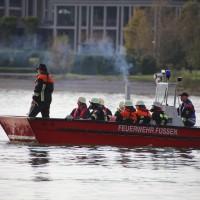 KAT Schutz-Ostallgäu-Oberallgäu-Füssem-Forggensee-THW-Feuerwehr-Rettungsdiest-Schiff-Brand-Wasserwacht-Verletzte-11.10.2014-Bringezu-new-facts (380)