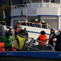 KAT Schutz-Ostallgäu-Oberallgäu-Füssem-Forggensee-THW-Feuerwehr-Rettungsdiest-Schiff-Brand-Wasserwacht-Verletzte-11.10.2014-Bringezu-new-facts (396)