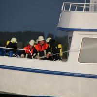 KAT Schutz-Ostallgäu-Oberallgäu-Füssem-Forggensee-THW-Feuerwehr-Rettungsdiest-Schiff-Brand-Wasserwacht-Verletzte-11.10.2014-Bringezu-new-facts (408)
