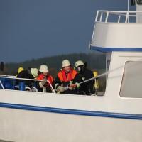 KAT Schutz-Ostallgäu-Oberallgäu-Füssem-Forggensee-THW-Feuerwehr-Rettungsdiest-Schiff-Brand-Wasserwacht-Verletzte-11.10.2014-Bringezu-new-facts (409)