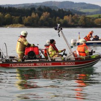 KAT Schutz-Ostallgäu-Oberallgäu-Füssem-Forggensee-THW-Feuerwehr-Rettungsdiest-Schiff-Brand-Wasserwacht-Verletzte-11.10.2014-Bringezu-new-facts (435)