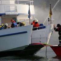 KAT Schutz-Ostallgäu-Oberallgäu-Füssem-Forggensee-THW-Feuerwehr-Rettungsdiest-Schiff-Brand-Wasserwacht-Verletzte-11.10.2014-Bringezu-new-facts (454)