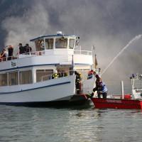 KAT Schutz-Ostallgäu-Oberallgäu-Füssem-Forggensee-THW-Feuerwehr-Rettungsdiest-Schiff-Brand-Wasserwacht-Verletzte-11.10.2014-Bringezu-new-facts (459)