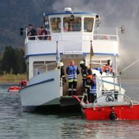 KAT Schutz-Ostallgäu-Oberallgäu-Füssem-Forggensee-THW-Feuerwehr-Rettungsdiest-Schiff-Brand-Wasserwacht-Verletzte-11.10.2014-Bringezu-new-facts (470)