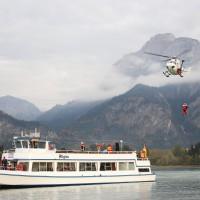 KAT Schutz-Ostallgäu-Oberallgäu-Füssem-Forggensee-THW-Feuerwehr-Rettungsdiest-Schiff-Brand-Wasserwacht-Verletzte-11.10.2014-Bringezu-new-facts (595)