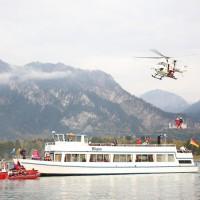 KAT Schutz-Ostallgäu-Oberallgäu-Füssem-Forggensee-THW-Feuerwehr-Rettungsdiest-Schiff-Brand-Wasserwacht-Verletzte-11.10.2014-Bringezu-new-facts (601)