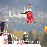 KAT Schutz-Ostallgäu-Oberallgäu-Füssem-Forggensee-THW-Feuerwehr-Rettungsdiest-Schiff-Brand-Wasserwacht-Verletzte-11.10.2014-Bringezu-new-facts (606)