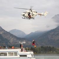 KAT Schutz-Ostallgäu-Oberallgäu-Füssem-Forggensee-THW-Feuerwehr-Rettungsdiest-Schiff-Brand-Wasserwacht-Verletzte-11.10.2014-Bringezu-new-facts (608)