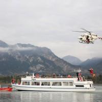 KAT Schutz-Ostallgäu-Oberallgäu-Füssem-Forggensee-THW-Feuerwehr-Rettungsdiest-Schiff-Brand-Wasserwacht-Verletzte-11.10.2014-Bringezu-new-facts (609)