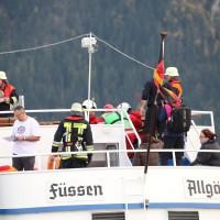 KAT Schutz-Ostallgäu-Oberallgäu-Füssem-Forggensee-THW-Feuerwehr-Rettungsdiest-Schiff-Brand-Wasserwacht-Verletzte-11.10.2014-Bringezu-new-facts (634)