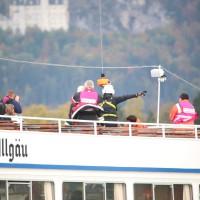 KAT Schutz-Ostallgäu-Oberallgäu-Füssem-Forggensee-THW-Feuerwehr-Rettungsdiest-Schiff-Brand-Wasserwacht-Verletzte-11.10.2014-Bringezu-new-facts (658)