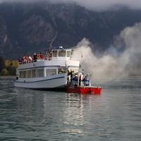 KAT Schutz-Ostallgäu-Oberallgäu-Füssem-Forggensee-THW-Feuerwehr-Rettungsdiest-Schiff-Brand-Wasserwacht-Verletzte-11.10.2014-Bringezu-new-facts (91)