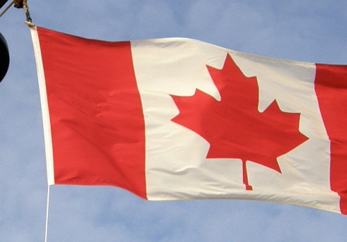 Flagge von Kanada, über dts Nachrichtenagentur