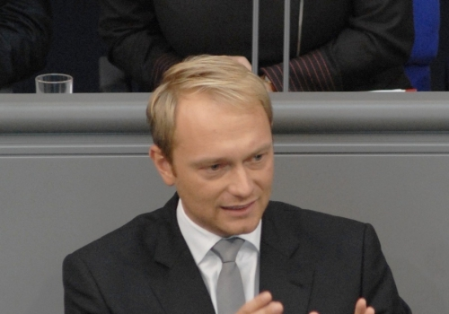 Christian Lindner, Deutscher Bundestag / Lichtblick / Achim Melde,  Text: über dts Nachrichtenagentur