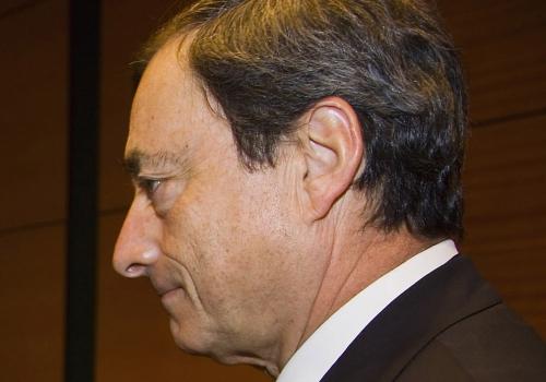 Mario Draghi, über dts Nachrichtenagentur