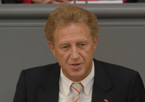Norbert Barthle, Deutscher Bundestag / Lichtblick/Achim Melde,  Text: über dts Nachrichtenagentur