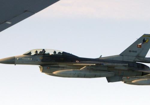 Kampfflugzeuge vom Typ F-16, über dts Nachrichtenagentur