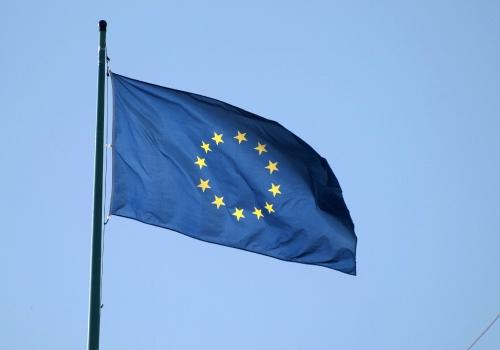 Europaflagge, über dts Nachrichtenagentur