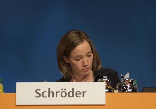 Kristina Schröder, über dts Nachrichtenagentur