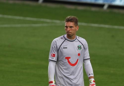 Ron-Robert Zieler (Hannover 96), über dts Nachrichtenagentur