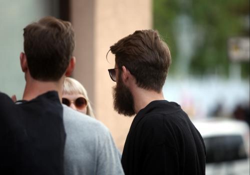 Hipster in Berlin-Kreuzberg, über dts Nachrichtenagentur