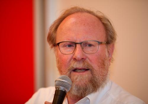Wolfgang Thierse am 09.10.2014, über dts Nachrichtenagentur