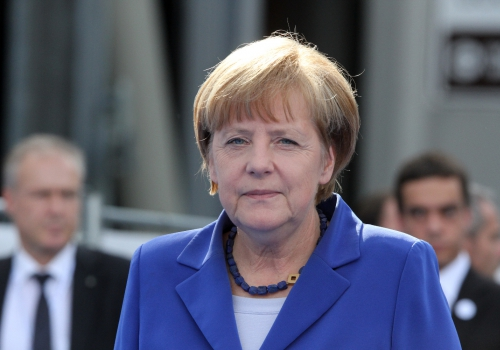 Angela Merkel am 16.10.2014, über dts Nachrichtenagentur