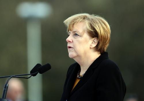 Angela Merkel am 28.10.2014, über dts Nachrichtenagentur