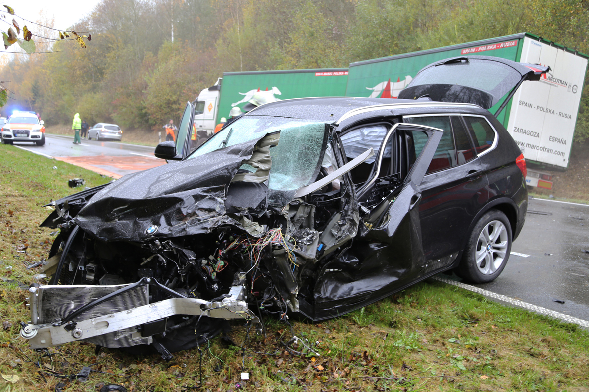 Unfall Bmw Heute