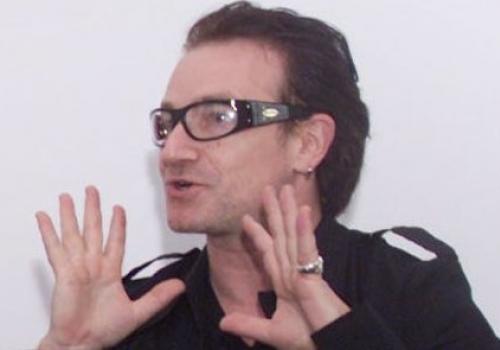 Bono, über dts Nachrichtenagentur