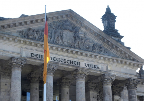 Reichstagsgebäude, über dts Nachrichtenagentur