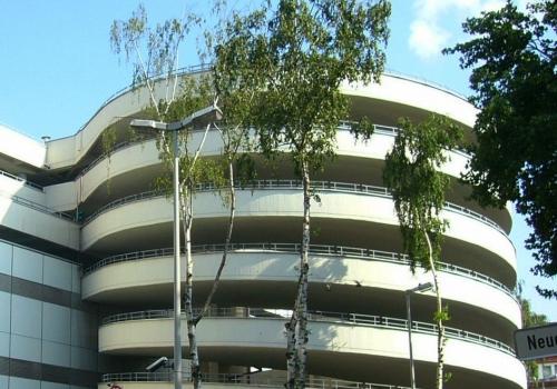 Parkhaus, über dts Nachrichtenagentur