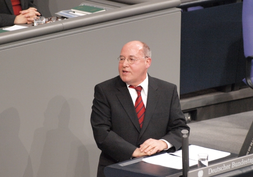 Gregor Gysi, über dts Nachrichtenagentur