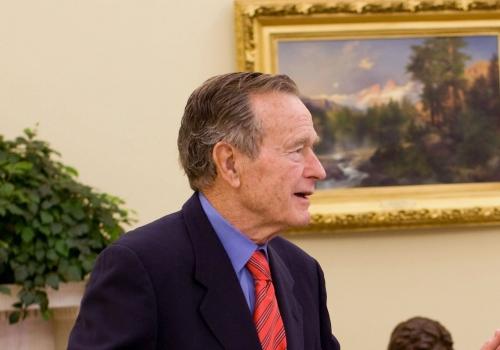 George H.W. Bush, über dts Nachrichtenagentur