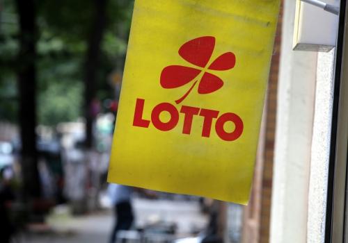 Lotto-Schild, über dts Nachrichtenagentur