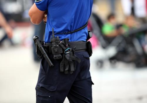 Schweizer Polizist, über dts Nachrichtenagentur