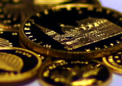 Goldmünzen, über dts Nachrichtenagentur