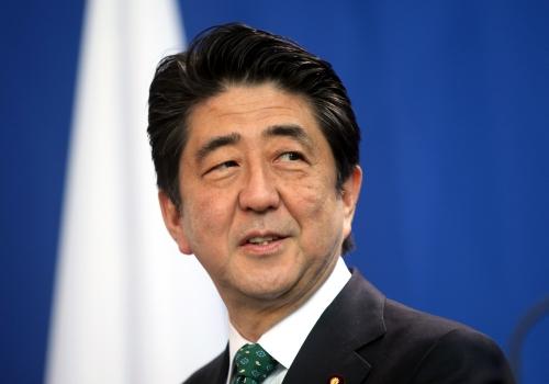 Shinzo Abe, über dts Nachrichtenagentur