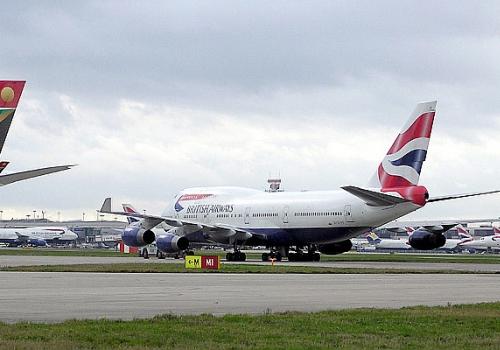 Flughafen London Heathrow, über dts Nachrichtenagentur